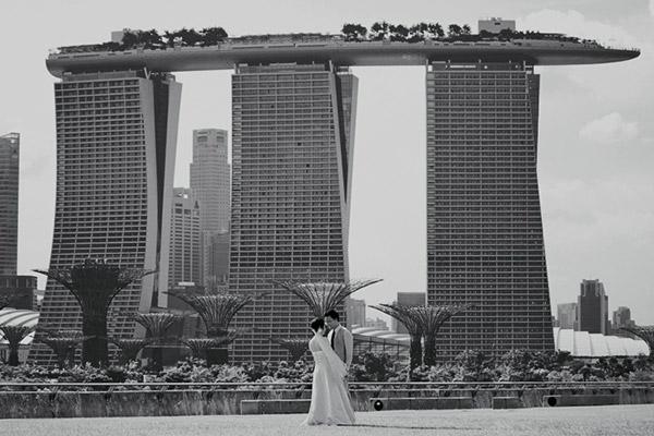 Giảm 50% khi chụp tại Singapore
